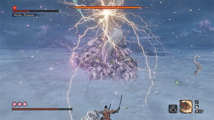 Go back to the Fountainhead Palace after you kill Owl in Hirata Estate and get Aromatic Flower - Purification | Sekiro Shadows Die Twice endings - Game Endings - Sekiro Guide and Walkthrough