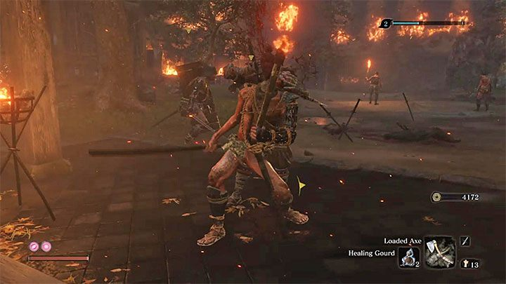 The main part of Hirata Estate is a good spot for farming XP and gold - XP and Gold Farming in Sekiro Shadows Die Twice - Basics - Sekiro Guide and Walkthrough