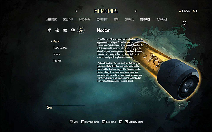 Гайд Seven: The Days Long Gone – где найти Нектар и сколько флаконов в игре