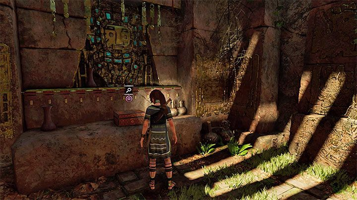 Relic (1) is in the cave that you have to explore during Retrieve the Saviors Amulet side quest - Relics | Secrects in Shadow of the Tomb Raider - The Hidden City - Shadow of the Tomb Raider Game Guide