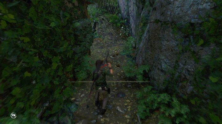 how to get oil into other cave tomb raider