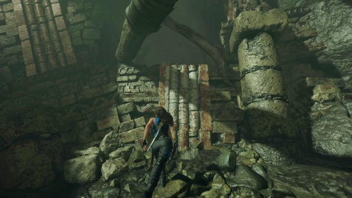 You will find yourself in a location with a strong wind - Challenge Tombs - Kuwaq Yaku in Shadow of the Tomb Raider - Challenge Tombs - Shadow of the Tomb Raider Game Guide