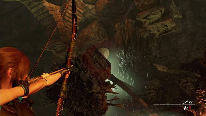 There you have to wait until the right moment - Challenge Tombs - Kuwaq Yaku in Shadow of the Tomb Raider - Challenge Tombs - Shadow of the Tomb Raider Game Guide