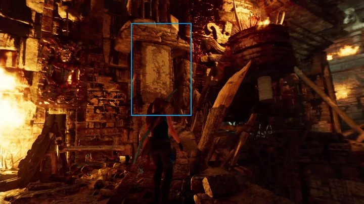 Then return to the second machine and close the flaps - Challenge Tombs - Kuwaq Yaku in Shadow of the Tomb Raider - Challenge Tombs - Shadow of the Tomb Raider Game Guide