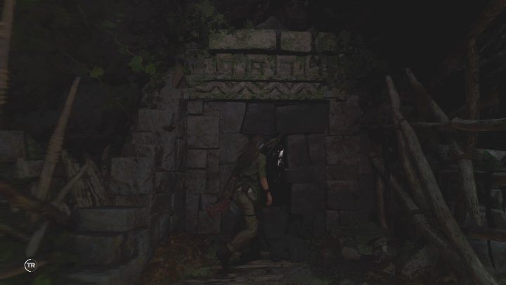 The crypts are very dark - the flashlight isnt very helpful. - Peruvian Jungle Crypts in Shadow of the Tomb Raider Game - Crypts - Shadow of the Tomb Raider Game Guide