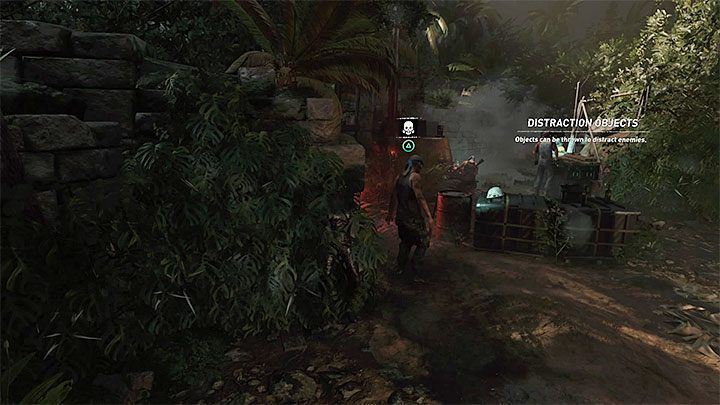 Eliminate enemies as you get through the site and - as the game suggests - try keeping your actions clandestine - Excavation site and escaping - Hunters Moon; Head Above Water - Cozumel - Shadow of the Tomb Raider Game Guide