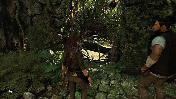 Before you set out, check Laras inventory in the camp - having defeated both jaguars, she acquired the Vest of the Empress Jaguar - Reaching Kuwaq Yaku - Where the Twins Confer - Peruvian Jungle - return - Shadow of the Tomb Raider Game Guide