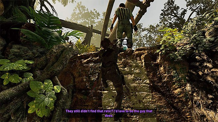 Your journey to Kuwaq Yaku will be interrupted by Trinity mercenaries in an APC - Reaching Kuwaq Yaku - Where the Twins Confer - Peruvian Jungle - return - Shadow of the Tomb Raider Game Guide