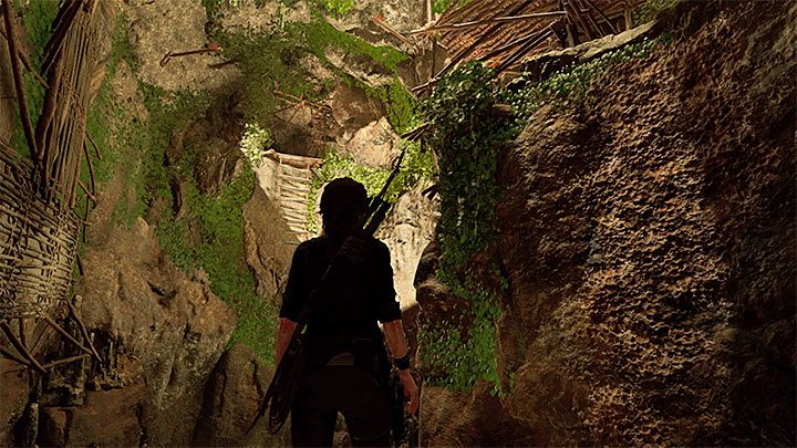 Take the narrow path, which leads the character to a new climbing wall - Completing the Trial of the Eagle - Path to the Hidden City - Trial of the Eagle - Shadow of the Tomb Raider Game Guide