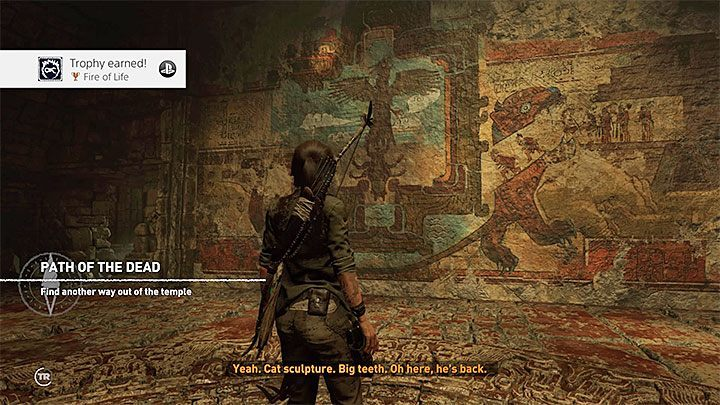 shadow of the tomb raider trophy guide