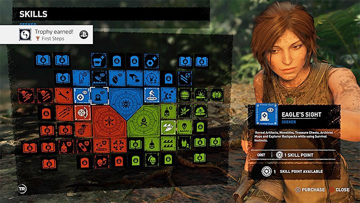 Type of trophy: bronze - Trophy guide to Shadow of the Tomb Raider - Trophy Guide - Shadow of the Tomb Raider Game Guide