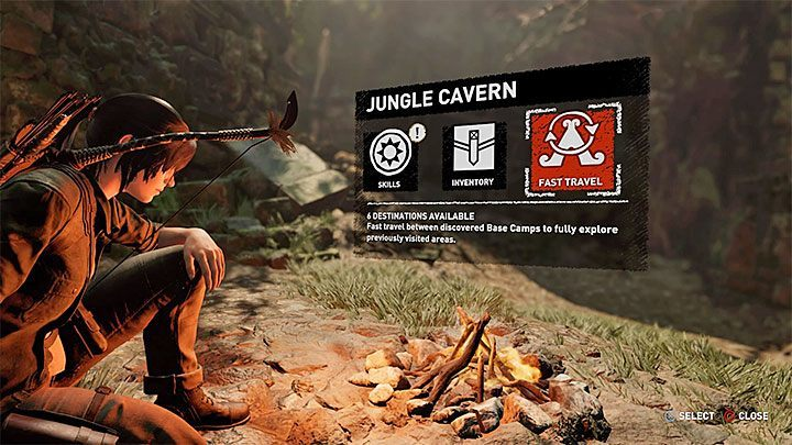 Shadow of the Tomb Raider features, similarly to the previous installment, quasi-open locations - Exploration in Shadow of the Tomb Raider Game - Advice - Shadow of the Tomb Raider Game Guide