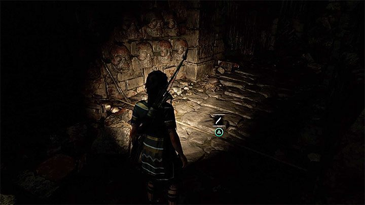During exploration, you have to be careful not to fall into gaps, but also be mindful of other hazards - Exploration in Shadow of the Tomb Raider Game - Advice - Shadow of the Tomb Raider Game Guide