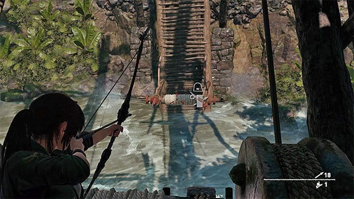 1 - Как решить загадку моста в игре Shadow of the Tomb Raider? - Рединг загадок - Тень игры в гробницу