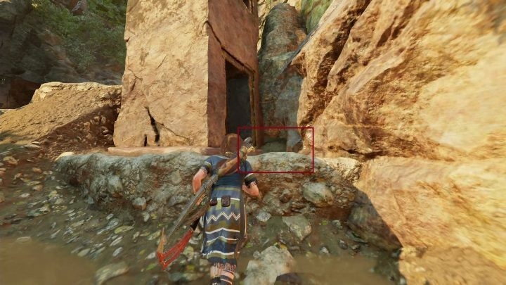 Around the monolith there is an area where employees extract raw materials - Mam monoliths in Shadow of the Tomb Raider Game - Monoliths - Shadow of the Tomb Raider Game Guide