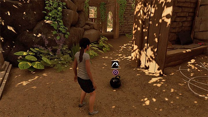 This challenge requires you to throw a ball at four different targets on the playground - Can you go back to the Croft Manor in Shadow of the Tomb Raider? - FAQ - Shadow of the Tomb Raider Game Guide