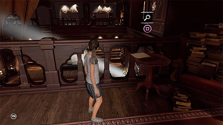 The letter can be found on the first floor of Croft Manor, in the Hall, where you solve the White Queen puzzle - Can you go back to the Croft Manor in Shadow of the Tomb Raider? - FAQ - Shadow of the Tomb Raider Game Guide
