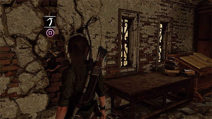 There are a few extra items that you can find in the library (i - How to solve the way of the cross puzzle beneath the library in San Juan? - Solving Riddles - Shadow of the Tomb Raider Game Guide