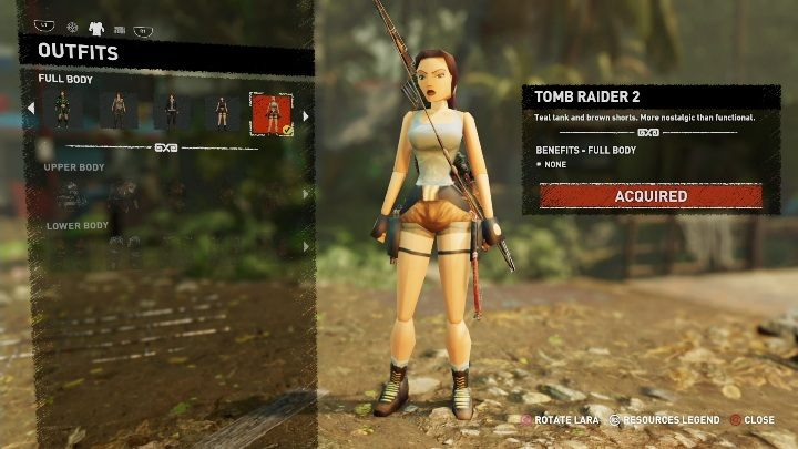 How to get - Buy a Shadow of the Tomb Raider - Croft Edition - All Laras outfits in Shadow of the Tomb Raider - Equipment - Shadow of the Tomb Raider Game Guide
