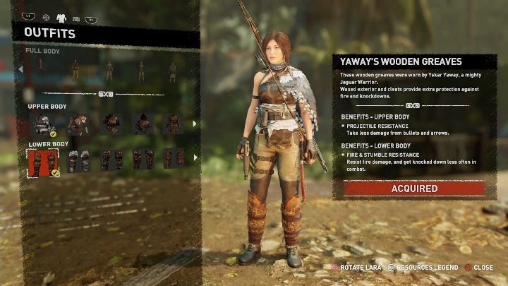 How to get - Finish a crypt in The Hidden City - All Laras outfits in Shadow of the Tomb Raider - Equipment - Shadow of the Tomb Raider Game Guide