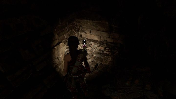 Survival cache (4) - found in San Cordoba tomb, near Primitive Doll relic - Documents and relics | Secrects in Shadow of the Tomb Raider - Cenote - Shadow of the Tomb Raider Game Guide
