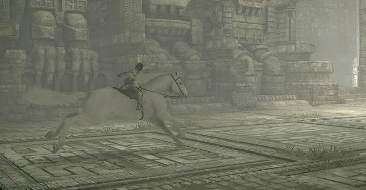 A white Agro - How to change Agros color in Shadow of the Colossus? - FAQ - Shadow of the Colossus Game Guide
