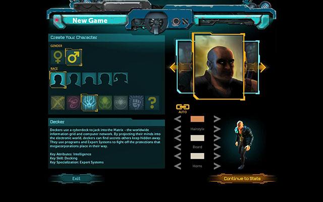 Decker Shadowrun