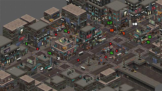 The Redmond Barrens Walkthrough Shadowrun Returns Game Guide