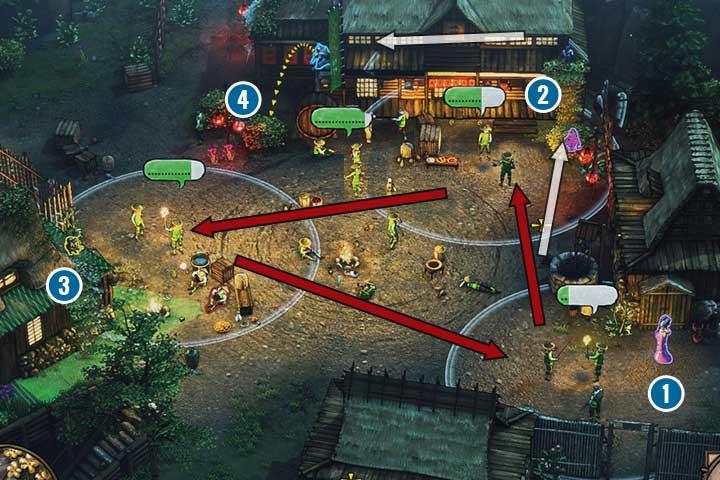 Mission 6 Hida Village Walkthrough Shadow Tactics