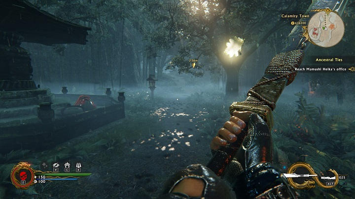 Ancestral Ties Main Missions Shadow Warrior 2 Game