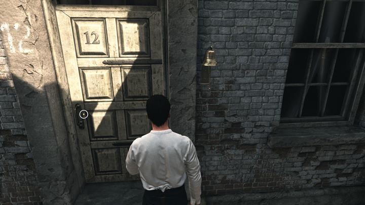 Go straight through the narrow alley - Creating Portrait and Searching Sams House | Walkthrough - Prey Tell | Walkthrough - Sherlock Holmes: The Devils Daughter Game Walkthrough