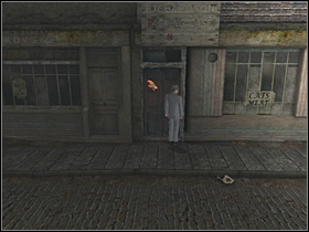 You will immediately find Hardiman because of his strange voice - Whitechapel, night 7/8 October 1888 - Walkthrough - Sherlock Holmes vs. Jack the Ripper - Game Guide and Walkthrough