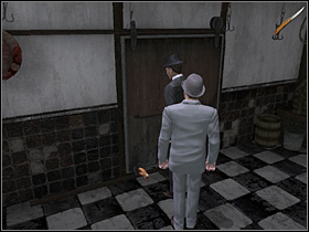 With the knife, remove upper left small wheel - Whitechapel, night 7/8 October 1888 - Walkthrough - Sherlock Holmes vs. Jack the Ripper - Game Guide and Walkthrough