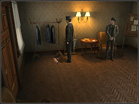 Now Sherlock will go to the Imperial Club (Map of London - Imperial Club, Miter Square) - Imperial Club, 9th November 1888 - Walkthrough - Sherlock Holmes vs. Jack the Ripper - Game Guide and Walkthrough