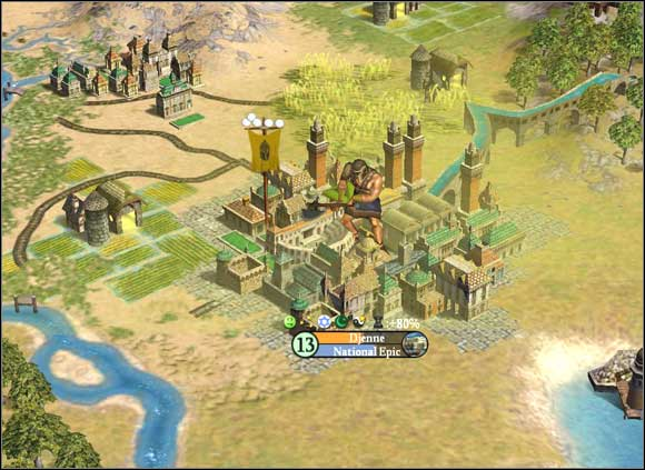 Apart a Holy City, second important element of the religion system in CIV is a state religion - this is the religious belief which you chose to be followed officially by your state - Religion - More - Sid Meiers Civilization IV - Game Guide and Walkthrough