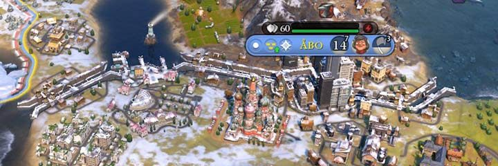 Canal - new infrastructure in Civ 6 Gathering Storm - Sid Meier's