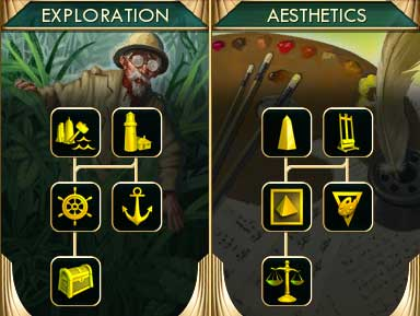 New Social Policies trees - Social Policies - Sid Meiers Civilization V - New Brave World - Game Guide and Walkthrough