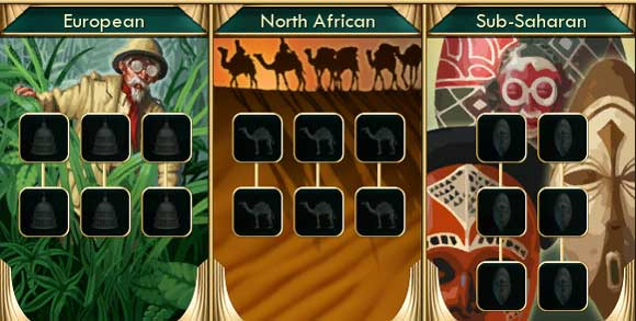 Trees of Policies - Scramble for Africa - Scenarios - Sid Meiers Civilization V - New Brave World - Game Guide and Walkthrough