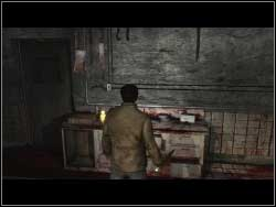 Room 301 - Silent Hill - Lair - Silent Hill - Silent Hill: Homecoming - Game Guide and Walkthrough