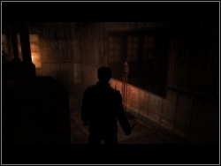 1 - Alchemilla Hospital - 3rd floor - Otherworld - Alchemilla Hospital - Silent Hill: Homecoming - Game Guide and Walkthrough