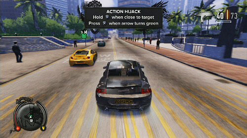 Watch Dogs  Side Missions Car Garage