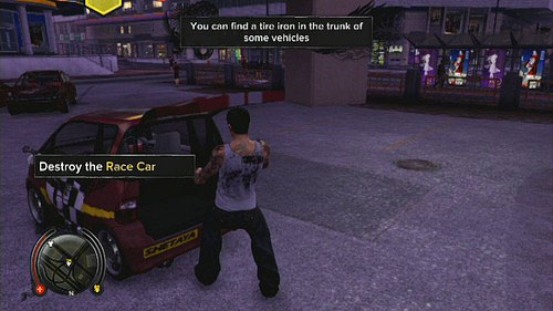 How To Get To Distract The Cops Sleeping Dogs