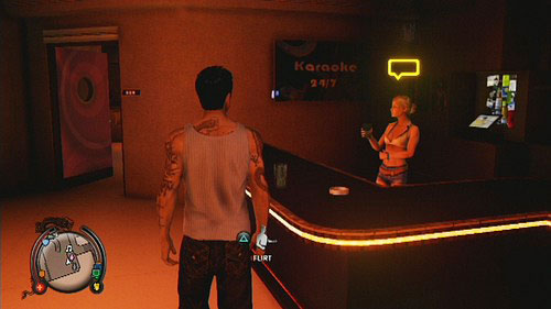 Meet Iliana in the K-Bar - Dates - Other - Sleeping Dogs - Game Guide and Walkthrough