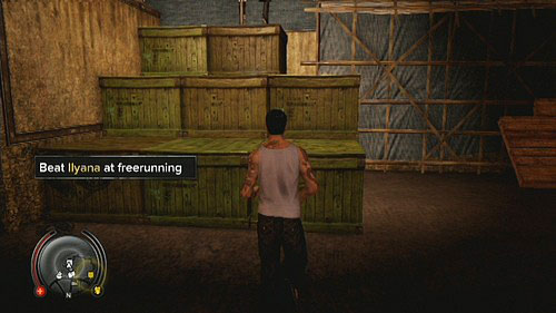 Your task is to get to the marked point faster than she - Dates - Other - Sleeping Dogs - Game Guide and Walkthrough