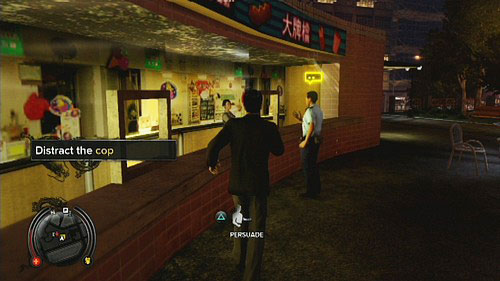 After the date with Tiffany Not-Ping will call you - Dates - Other - Sleeping Dogs - Game Guide and Walkthrough