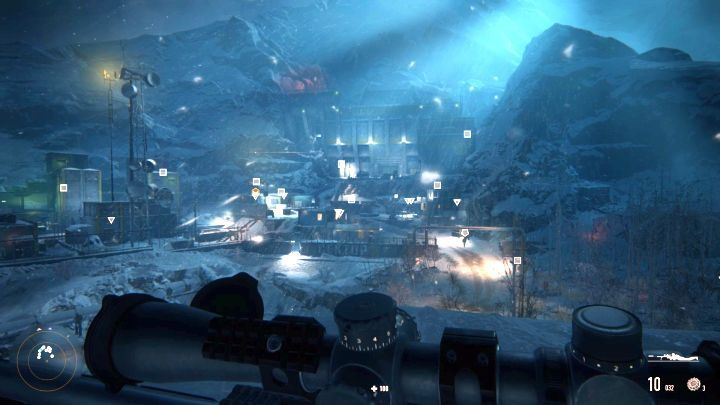 Always try to keep your enemies as far away as possible. - Sniper Ghost Warrior Contracts Guide