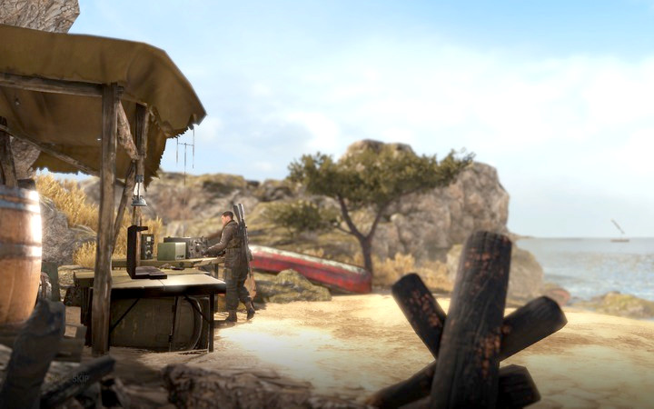 From now on, each objective will have its introduction - watch the cut scenes to learn useful tips - Mission information | Mission 2: Bitanti Village - Mission 2: Bitanti Village - Sniper Elite 4 Game Guide