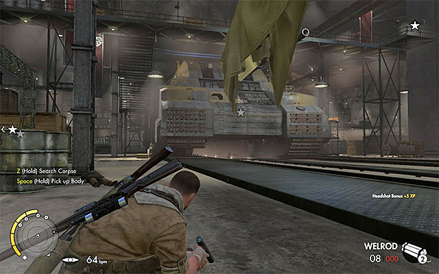 Weapon Parts | Collectibles - Mission 8 - Sniper Elite III: Afrika