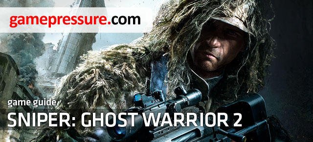 Sniper: Ghost Warrior 2 guide contains a thorough walkthrough of the main single player campaign - Sniper: Ghost Warrior 2 - Game Guide and Walkthrough