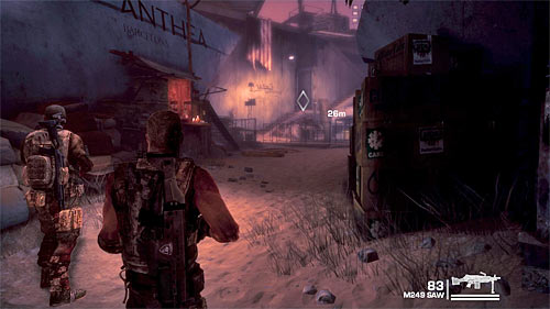 2 - Chapter XIII - Adams - p. 2 - Game Walkthrough - Spec Ops: The Line - Game Guide and Walkthrough